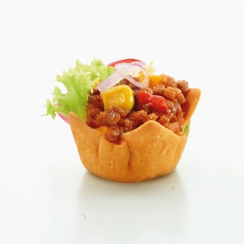 Mini spicy chili mexicain