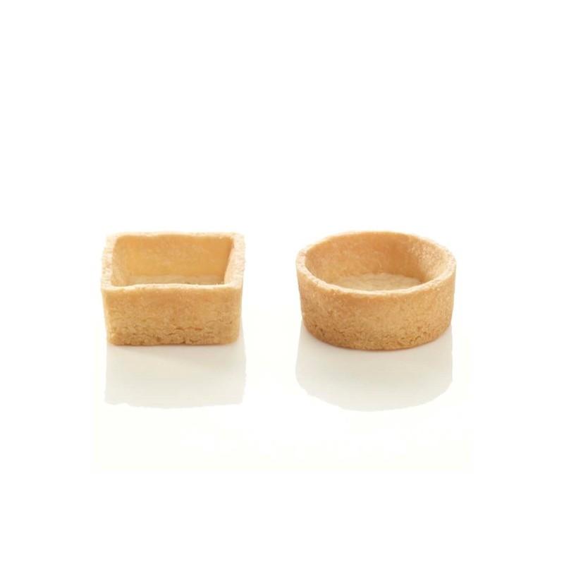 Assortiment de mini trendy neutres ronds et carrés 4 cm-14