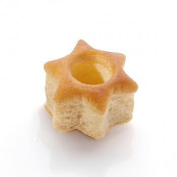 Mini bouchée étoile 3 cm
