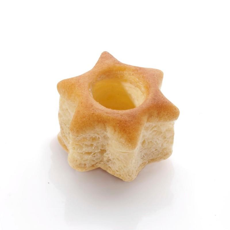 Mini bouchée étoile 3 cm-18