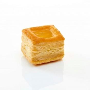 Mini bouchée carrée 3 cm