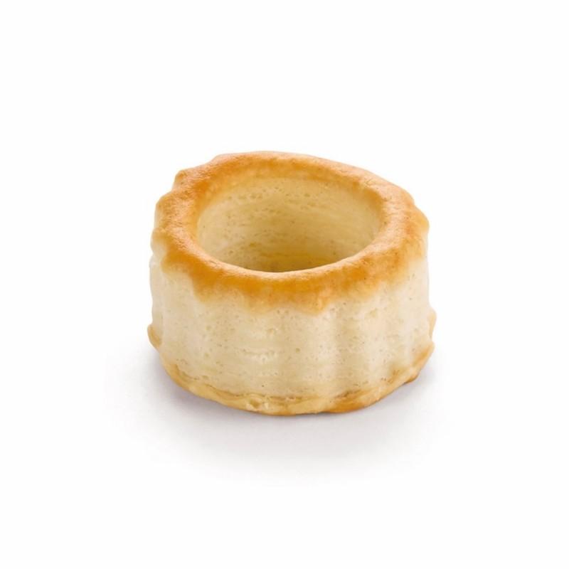 Mini bouchée cannelée 3,5 cm-18