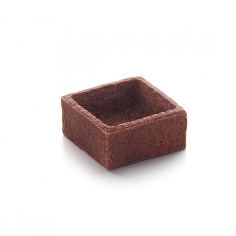 Mini trendy carré au beurre choco 3,5 cm-22