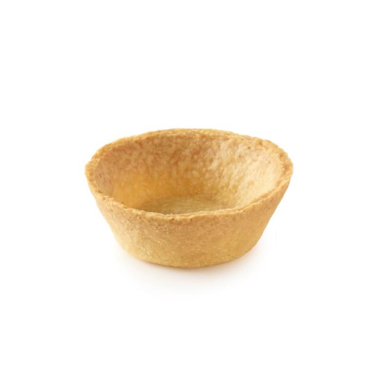 Mini telline lisse au beurre 4 cm-22