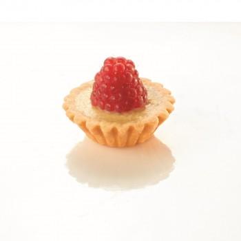 Mini tartelette sablée cannelée au beurre 4,5 cm