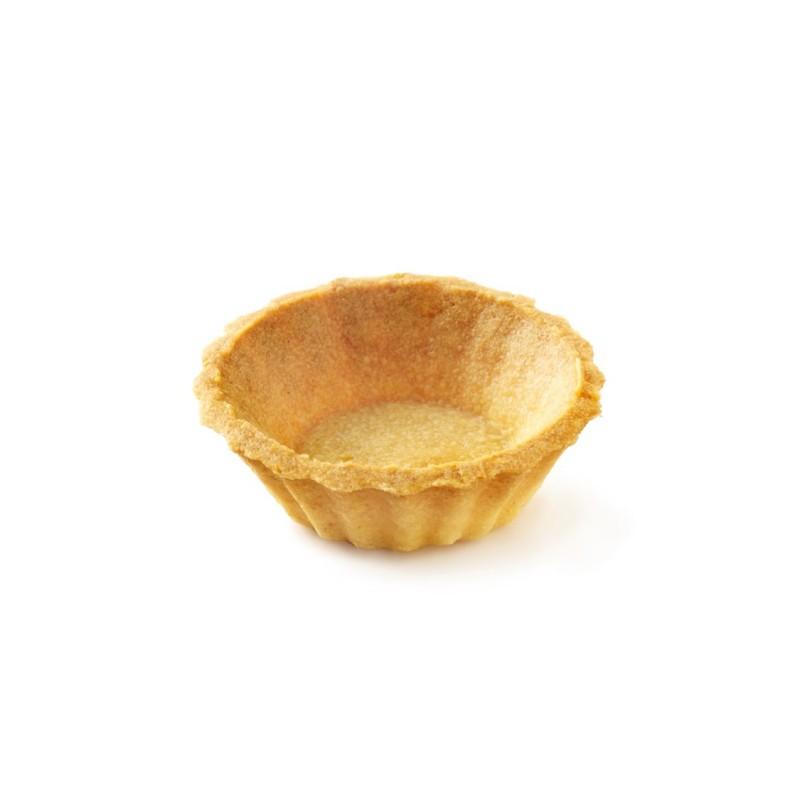 Mini telline cannelée au beurre 4,5 cm-22