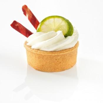 Assortiment de mini trendy ronds et carrés au beurre 4 cm