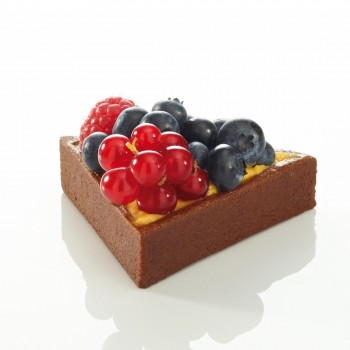 Trendy triangle choco au beurre 8 cm