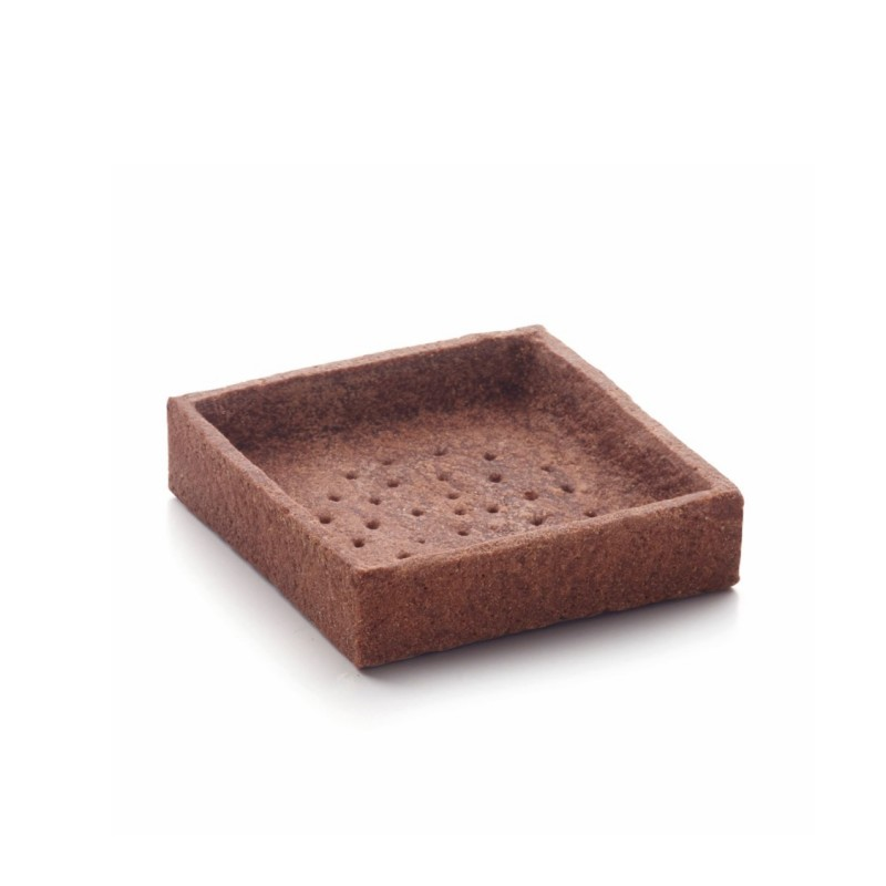 Trendy carré au beurre choco 7 cm-23