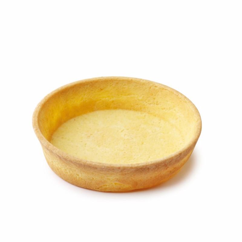 Tartelette sucrée au beurre 8,5 cm sans gluten-39