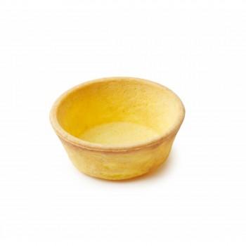 Mini tartelette sucrée au beurre 5 cm sans gluten