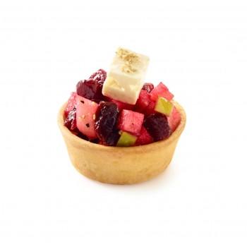 Mini tartelette neutre 5 cm sans gluten