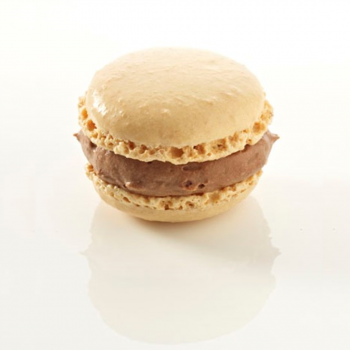 Mini macaron nature 3,5 cm