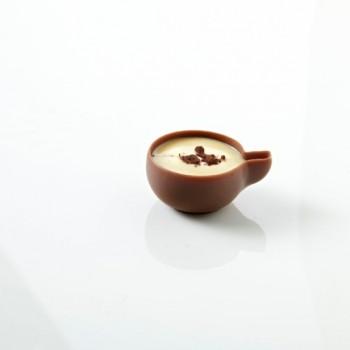 Mini tasse chocolat au lait 2,5 cm