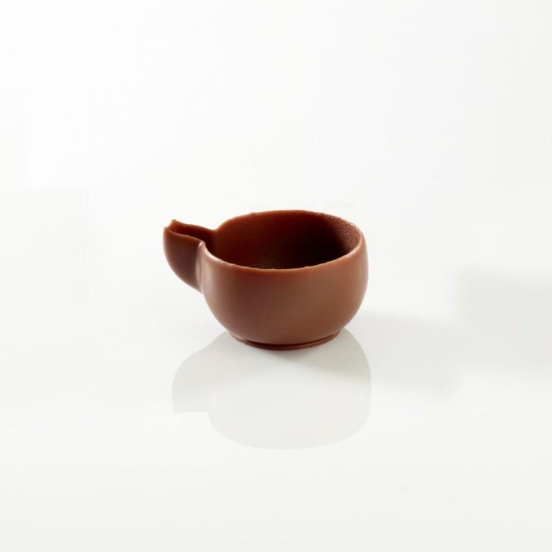 Mini tasse chocolat au lait 2,5 cm-36