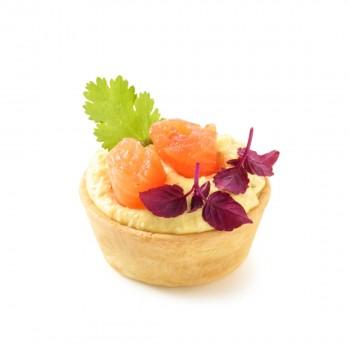 Mini tartelette neutre 4 cm sans gluten