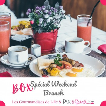 Box Brunch by Les gourmandises de Lilie
