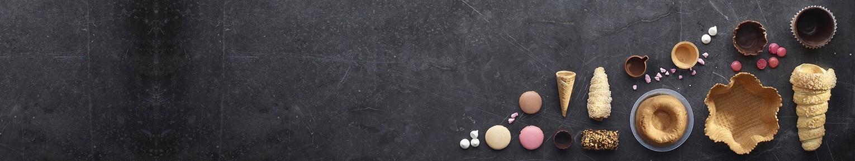 Macarons sucrés à garnir | Prêt à garnir