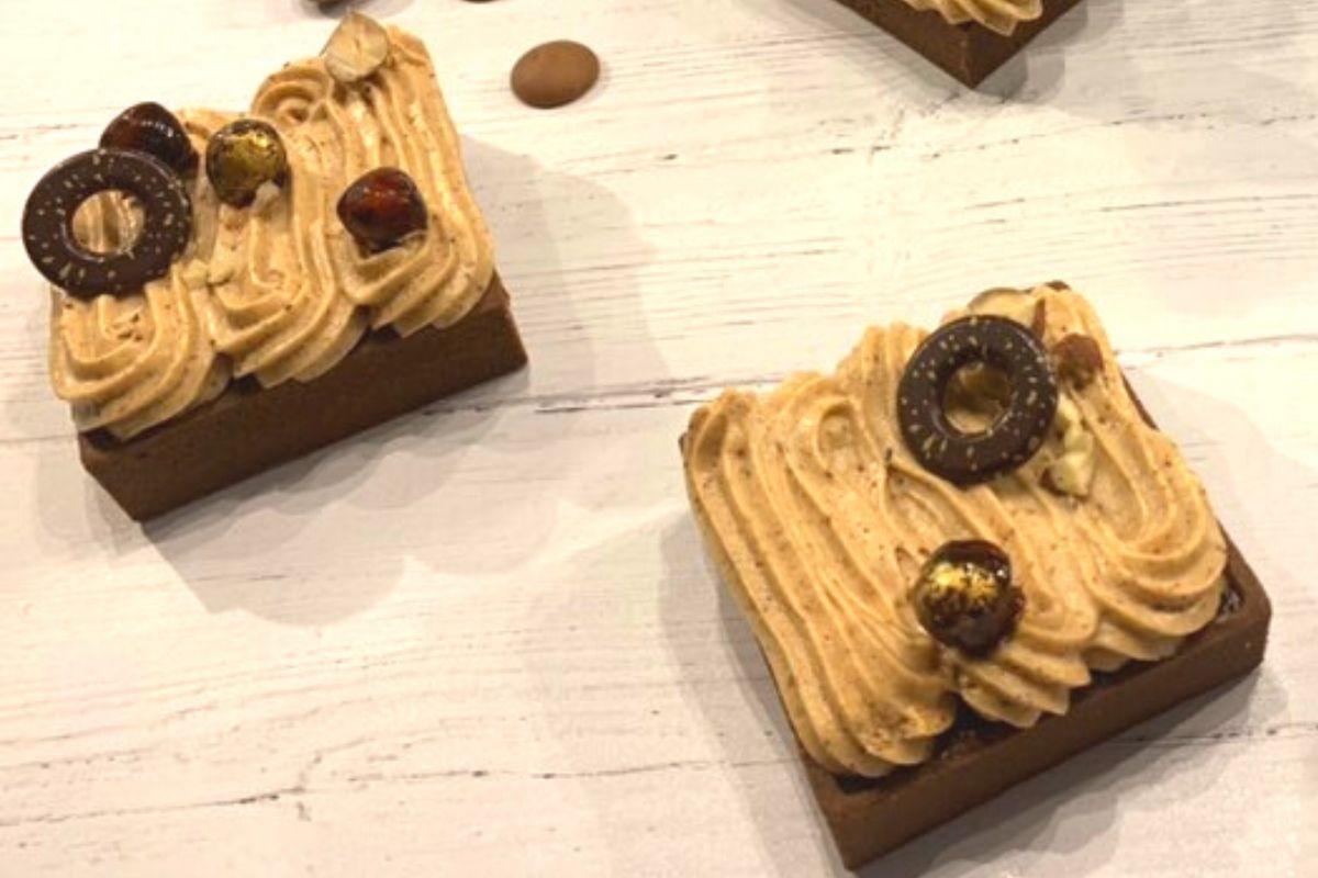 Tartelette chocolat façon Phiiippe Contisini